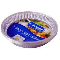 See more information about the Kingfisher Large Foil Flan Dishes (Pack 6)