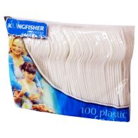 See more information about the Kingfisher Plastic Disposable Forks (Pack 60)