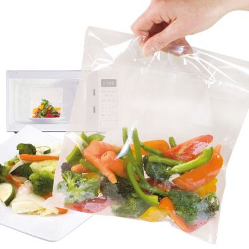 Quickasteam Microwave Oven Bags Large
