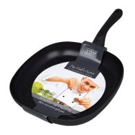 See more information about the Chef's Choice Square Griddle Pan (28cm)