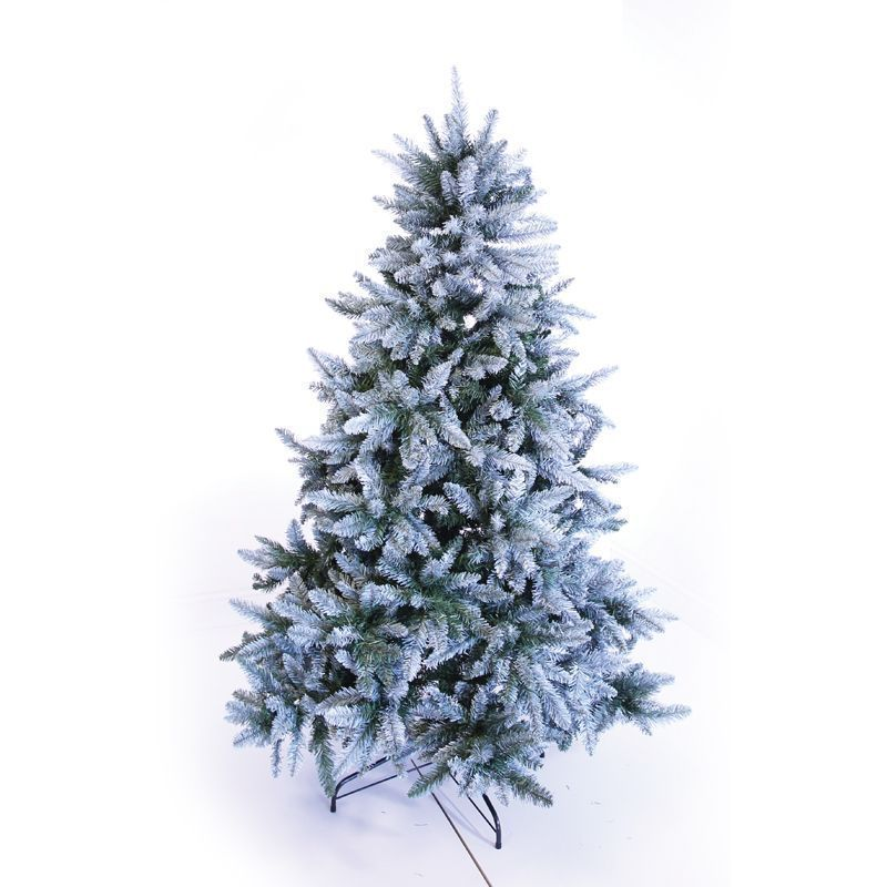 6 Feet (180cm) Frosted Silver Fir Tree