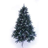 See more information about the 6 Feet (180cm) Shimmering Mountain Fir Tree