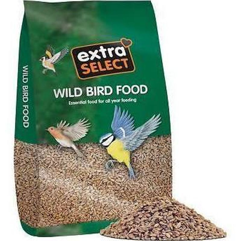 1kg Bag Of Sunflower Hearts