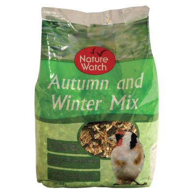 Nature Watch Autumn & Winter Feed (1.5kg)