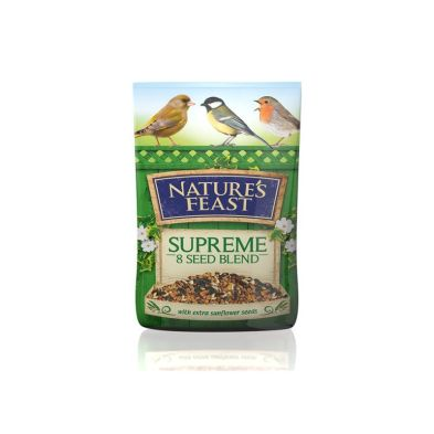 Peanut & Mealworm Energy Cake Bird Feed From Peckish