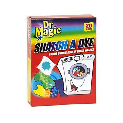 Dr Magic Catch Dye Colour Sheets
