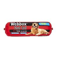 See more information about the Webbox Chub Roll Beef Flavour 800g