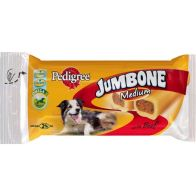 See more information about the Pedigree jum bone Med Beef