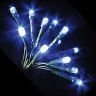 See more information about the 100 Bulb LED Blue Lights