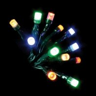 See more information about the 100 LED Multicolour Indoor Animated Fairy Lights Mains 7m