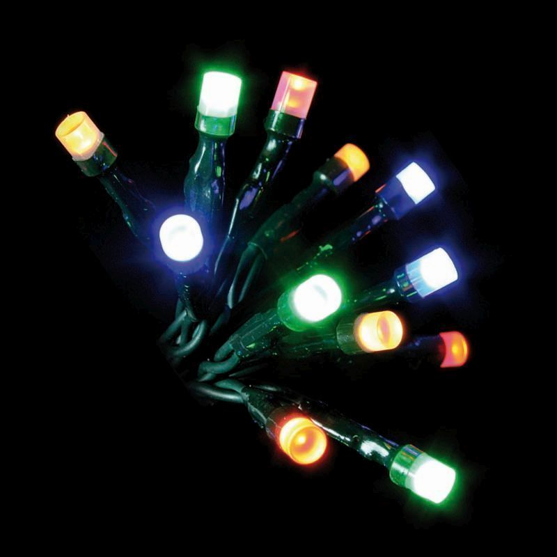 100 Bulb LED Multi Colour Lights