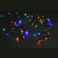 See more information about the 240 LED Multicolour Indoor Chaser Multifunction Christmas Lights