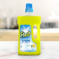 See more information about the Flash Lemon All Purpose Cleaner Liquid 1L