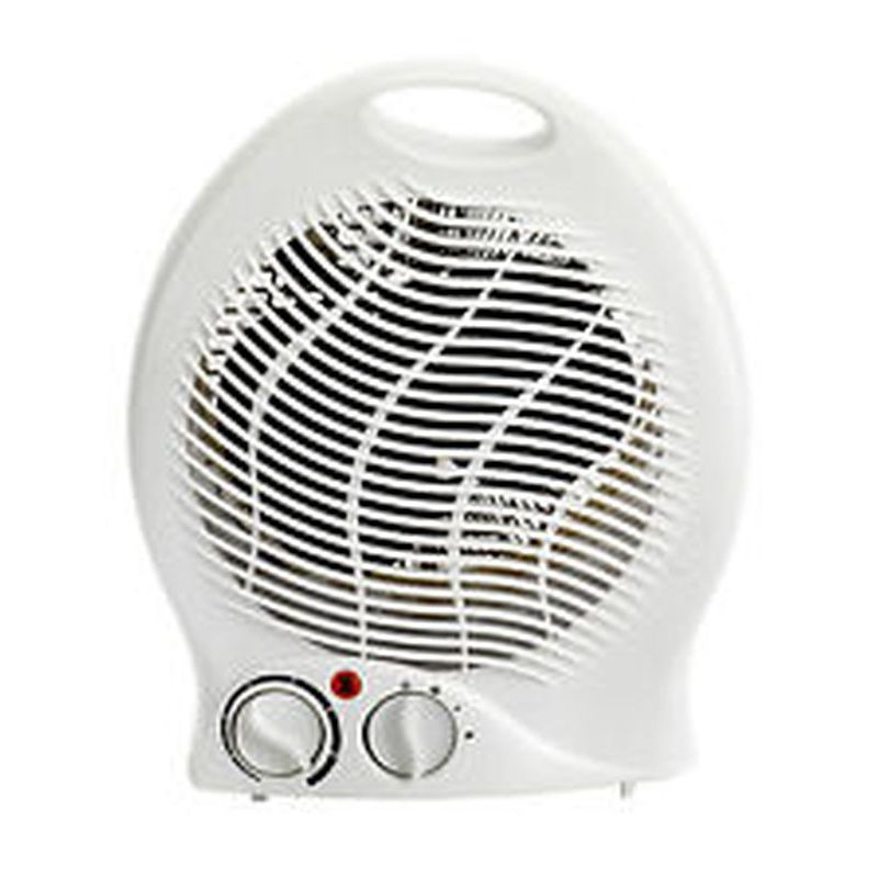 Fan-Heater 1Kw & 2Kw Settings