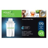 See more information about the Aqua Optima Universal Water Filter 3 Pack
