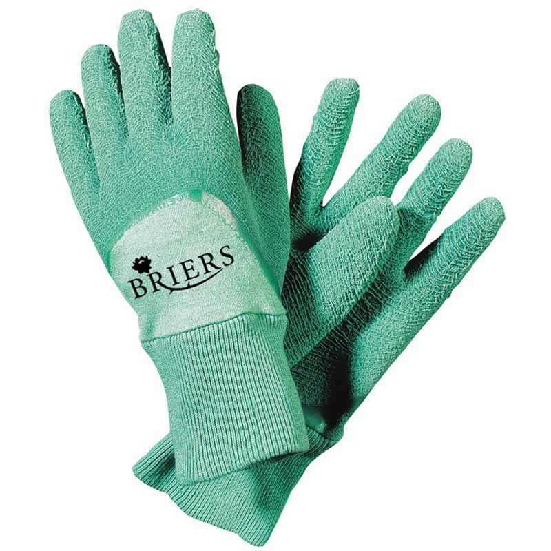 Briers All Rounder Gardener Gloves Green Large