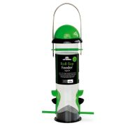 See more information about the Roll-Top Seed Feeder Green/Black