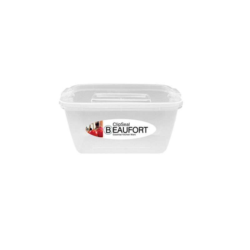 Clipseal Square Food Container 500ml