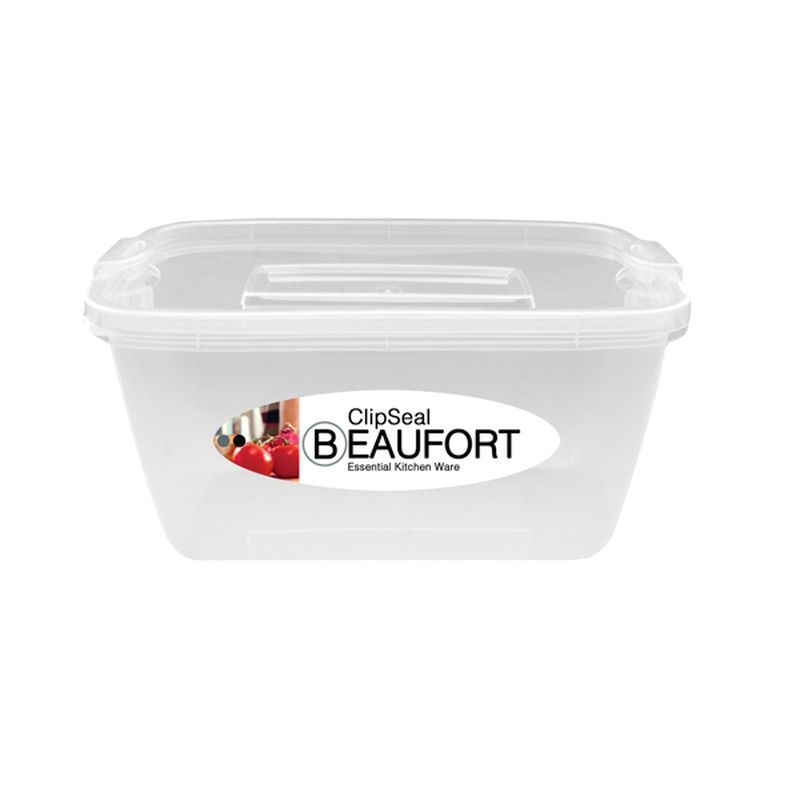 Clipseal Square Food Container 1.5L