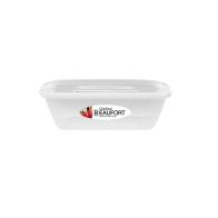 See more information about the Beaufort Microseal Rectangular Food Container 500ml