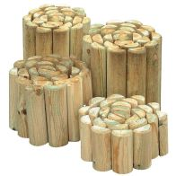 "See more information about the 6"" Border Log Roll"
