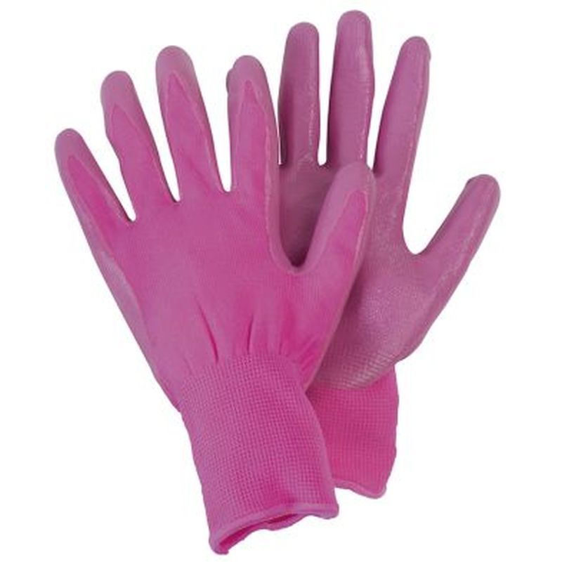 Briers Seedling Gardener Gloves Pink Medium