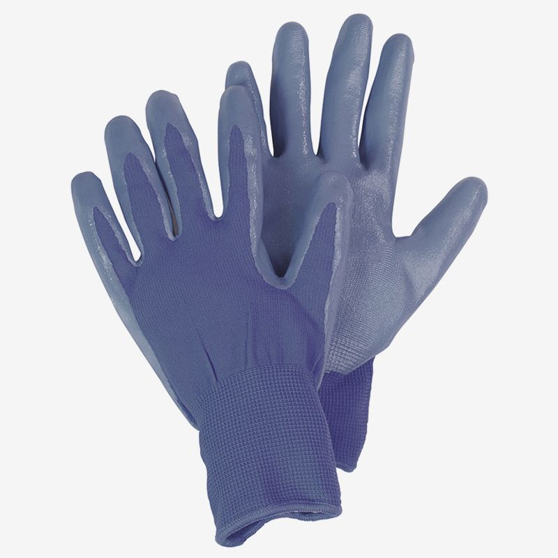 Briers Seedling Gardener Gloves Blue Small