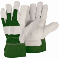 See more information about the Briers Reinforced Rigger Gloves Green