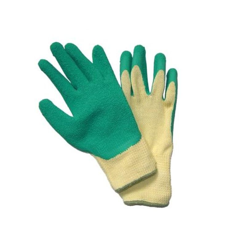 Large Latex Coated Gloves
