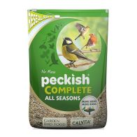 See more information about the 5 in 1 Bird Seed Mix Complete Peckish (12.75kg)