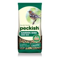 See more information about the 2kg Bird Seed Mix From Peckish