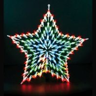 See more information about the Star Christmas Window Light (100b)