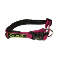 See more information about the Happy Pet Large Pink Go Walk Dog Collar