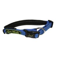 See more information about the Happy Pet Small Blue Go Walk Dog Collar