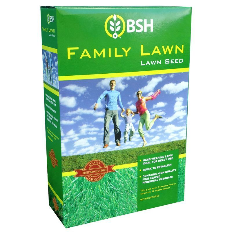 Family Lawn Seed (400g)