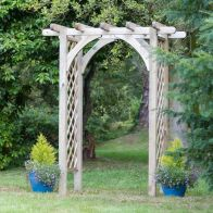 See more information about the Horizon Garden Arch