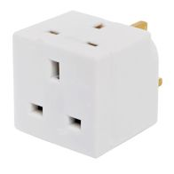 See more information about the 2 Way Fused Adaptor