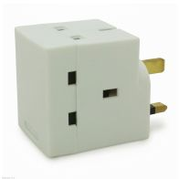 See more information about the 3 Way Fused Adaptor