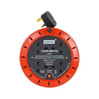 See more information about the 5 Metre 4 Socket Extension Reel