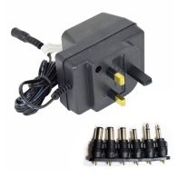 See more information about the Status Universal Multi-voltage AC/DC Mains Adaptor