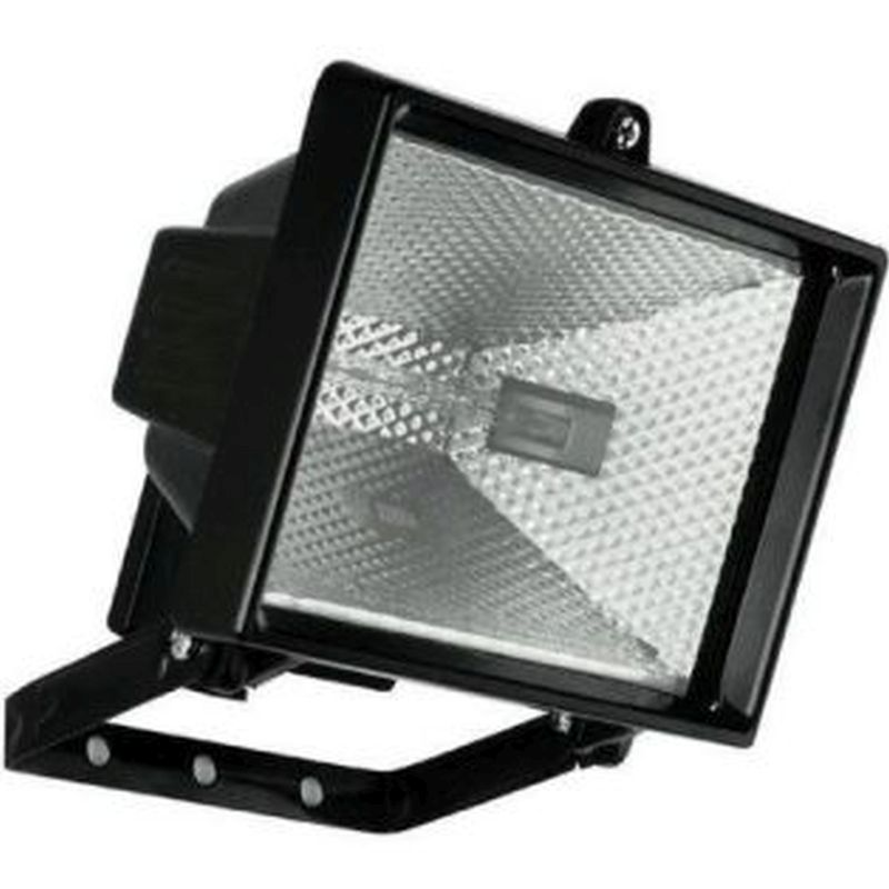Outdoor Security Lights B Q: Floodlight Fitting Without PIR 400W Halogen