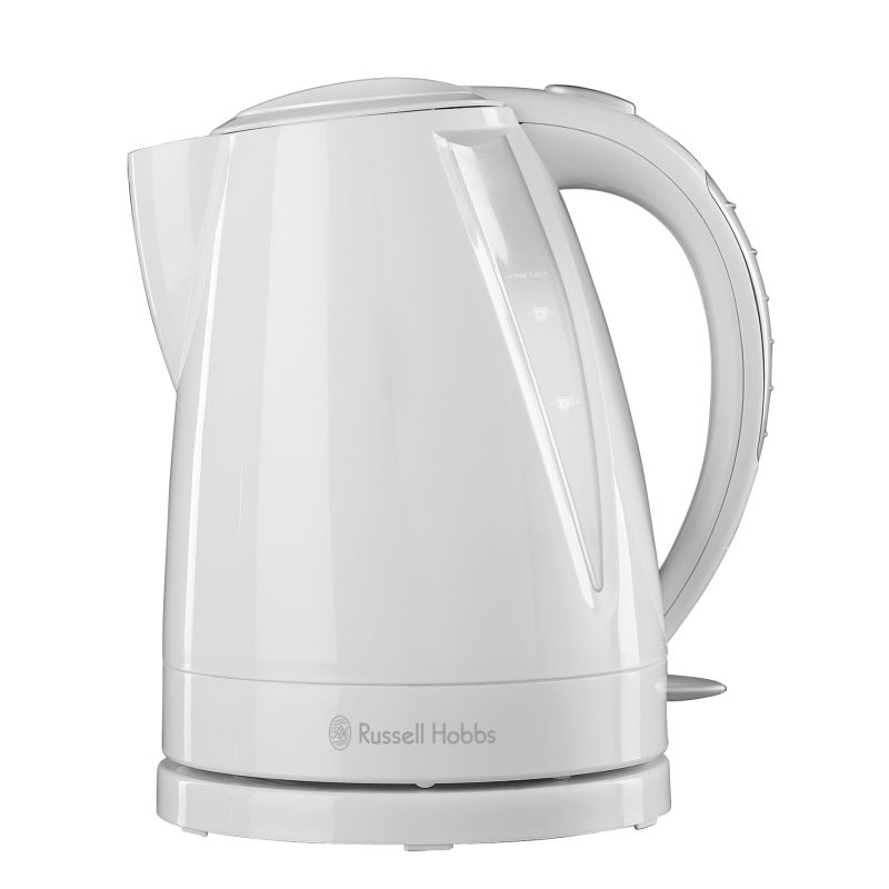 Buxton White Jug Kettle Russell Hobbs
