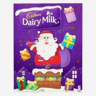 See more information about the Dairy Milk Advent Calendar 90g