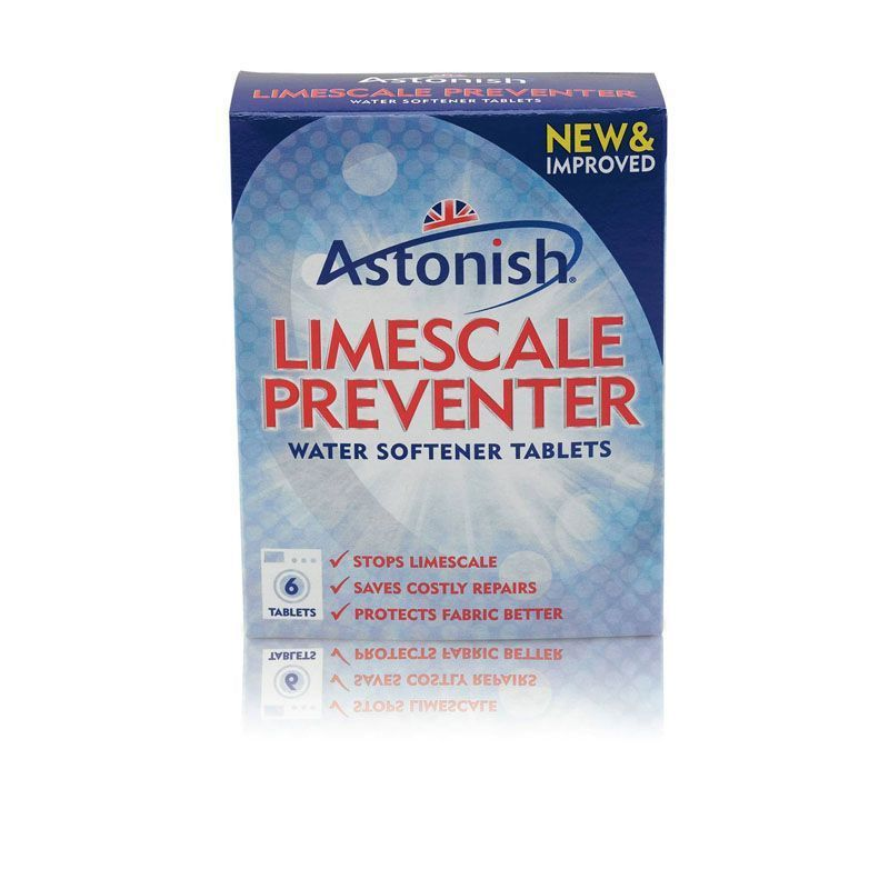 Astonish Limescale Tablets 6 Pack