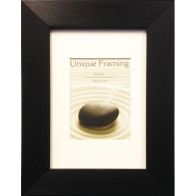 "See more information about the Unique Framing Black Contemporary Photograph Frame (6"" x 4"")"
