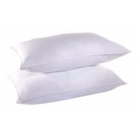 See more information about the Hippo & Duck Hollow fibre Pillow Pair
