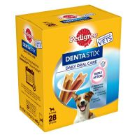 See more information about the 28 Stick Pedigree Denta Stix For Small Dogs