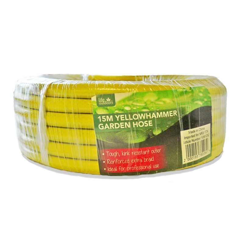 Yellowhammer Hose (15 Metre)