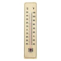 See more information about the Traditional Wooden Thermometer