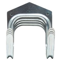 See more information about the Growing Patch Pack of 4 Large Galvanised Iron Tool Hooks